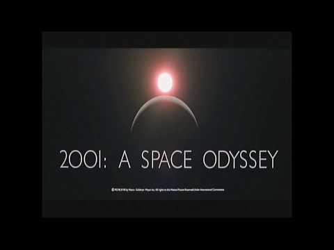 Opening To 2001: A Space Odyssey (Blu-ray) (1968) (2018)