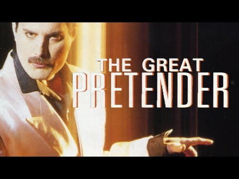 Freddie Mercury - The Great Pretender (Alternate HD angles)