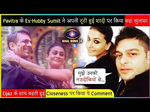 Pavitra Punia's Ex-Husband Sumit Maheshwari On Their Broken Marriage, REACTS On Closeness With Eijaz