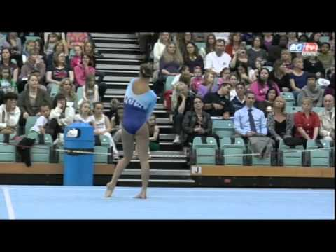 Imogen Cairns - British Team Championships- Floor