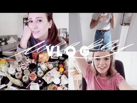 PACKSTRESS, KITCHEN DECLUTTER & DIY JEANSROCK   Consider Cologne Weekly Vlog