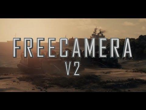 Free Camera Project V2