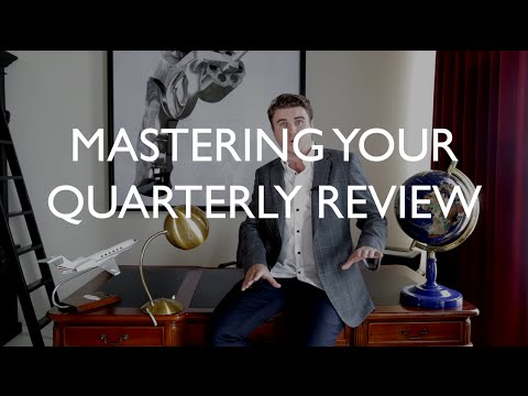 Mastering Your Quarterly Review