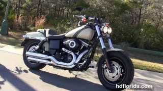 7. New 2014 Harley Davidson Fat Bob Motorcycles for sale