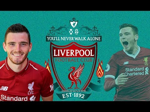Andy Robertson - Skills, Pressing, Attack, Assist - Liverpool FC