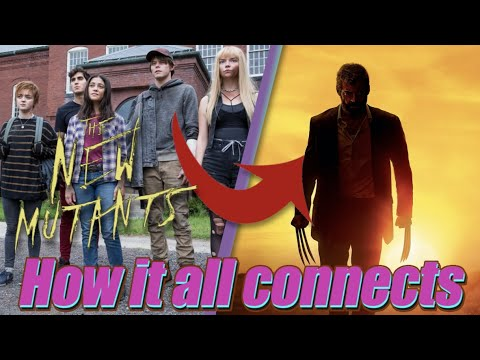 How The New Mutants Connects to the X-Men Universe EXPLAINED