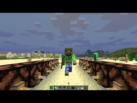 Скоростной обзор снимка Minecraft Snapshot 12w22a