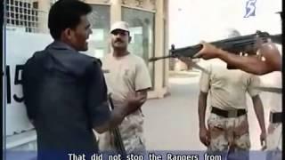 Brave Pakistani army soldiers