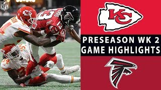Chiefs vs. Falcons Highlights | NFL 2018 Preseason Week 2 by NFL