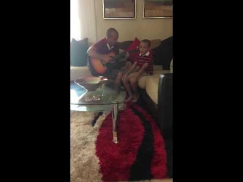 Emmanuel sings love yourself from justin bieber