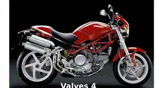 9. 2006 Ducati Monster S2R - Specification and Specs