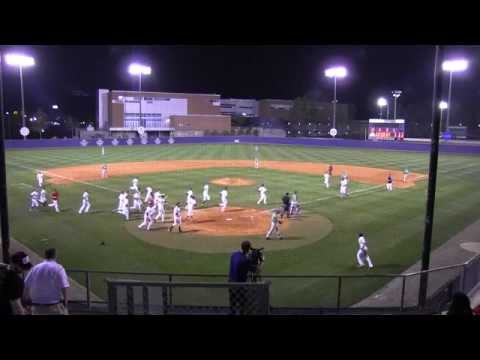 Postgame - Baseball vs. West Florida, Game 1