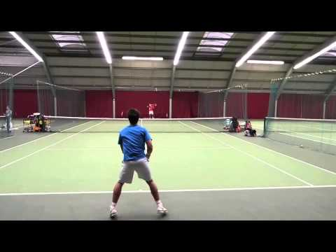 College Tennis Recruiting Video – Alex Sourry