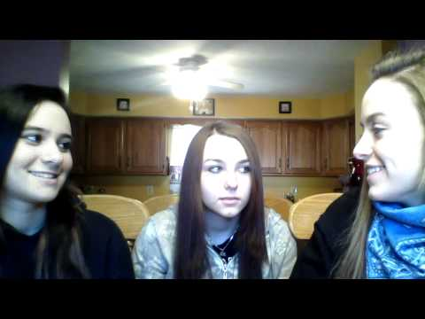 Maine - Here are us girls doing the accent tag from Maine. Yes, I (Samantha) have a slightly stronger accent then them, but that is what makes this kinda funny! :) E...