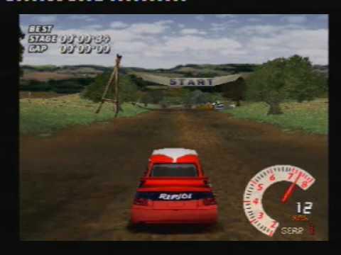 v rally playstation 3