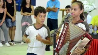 Abertura dos Jogos Escolas da 10ª GRE na Cidade de Sousa