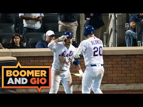 Video: The Mets' much-needed run support | Boomer & Gio