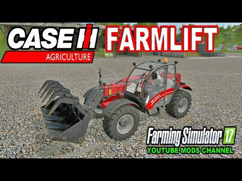 Case Farmlift 735 v1.0