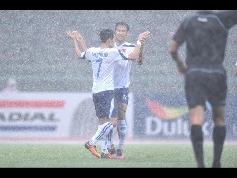Match highlights: Timor Leste 1-2 Laos