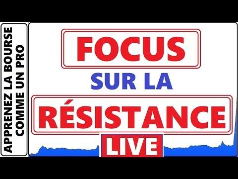 COMMENT FAIRE LE FOCUS SUR LA RESISTANCE SUR LE NIVEAU 2