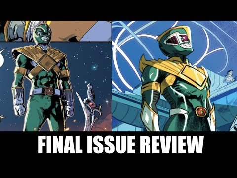 Mighty Morphin Power Rangers Finale Review | New Green Rangers Identity Revealed?