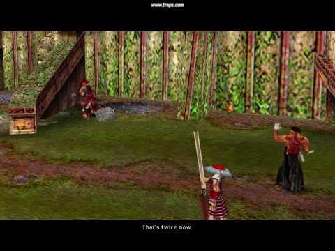 Battle Realms Serpent Path- Farewell, Otomo!