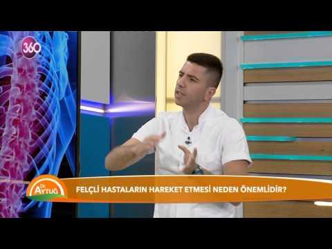 Fizyoterapist Hürkan AKKUZU 360 Tv'de (Dr. Aytuğ)