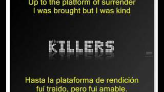the killers - Human - español e inglés