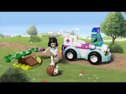 LEGO Friends - Állatmentő