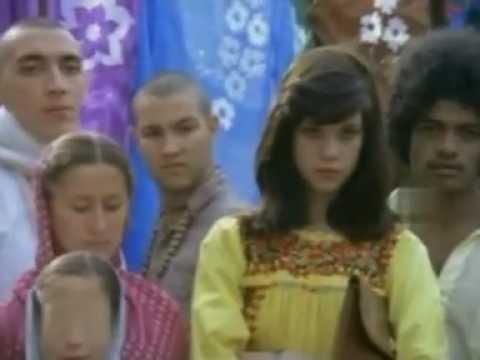 Devotos Hare Krishna en Película Argentina