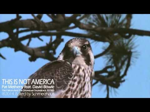 Pat Metheny Group feat. David Bowie - This Is Not America