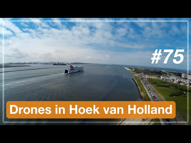 Drones in Hoek van Holland | VLOG (#75)