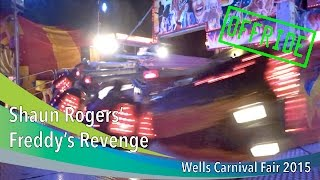 Nonton Shaun Rogers' Freddy's Revenge Offride @ Wells Carnival Fair 2015 Film Subtitle Indonesia Streaming Movie Download