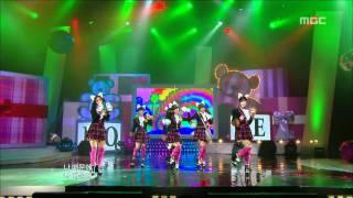 Download Lagu T-ARA - Bo Peep Bo Peep, 티아라 - 보핍보핍, Music Core 20091219 Mp3