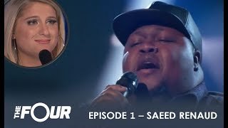 Video Saeed Renaud: This Guy Makes Megahn Trainor CRY Like Never Before | S1E1 | The Four MP3, 3GP, MP4, WEBM, AVI, FLV Juni 2018