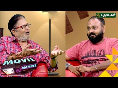 Madhan interacts with Sathuram 2 Movie Director | Madhan Movie Matinee | 18/09/2016 | Puthuyugam TV