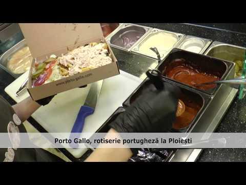 Porto Gallo, rotiserie portugheză la Ploiești