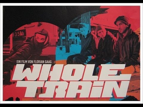 Whole Train | Pelicula Graffiti | Subtilulada En Español