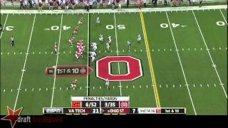 Chase Williams vs Ohio State (2014)