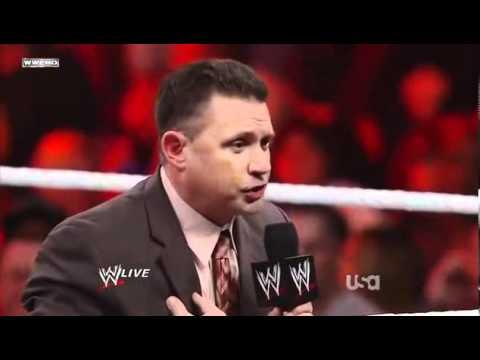 WWE Raw 12/6/10 Part 1/7 HD HQ