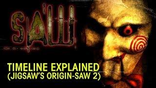 Video SAW SERIES Timeline Explained Pt.1 (Jigsaw's Origin - Saw 2) MP3, 3GP, MP4, WEBM, AVI, FLV Agustus 2018