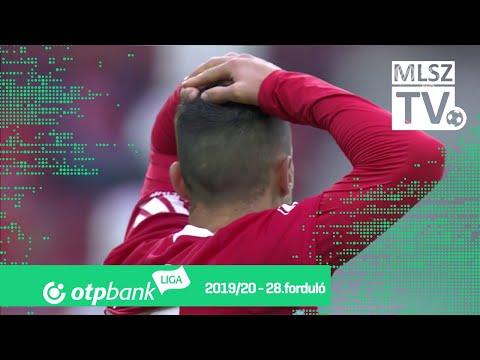 28. forduló: DVTK - ZTE 1-1 (0-0)