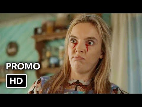 "Killing Eve 3x05 Promo ""Are You From Pinner"" (HD) Sandra Oh, Jodie Comer series"