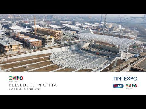 Expo Milano 2015: Belvedere in Città 16/02/2015