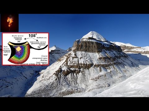 Sacred Tibetan Mountain Is Huge Ancient Pyramid? (видео)