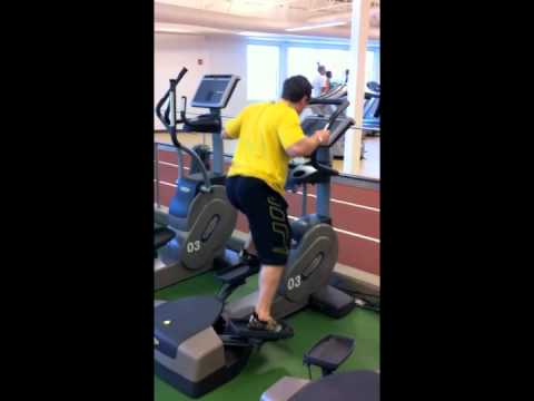 Hybrid- Performance-Transitional Play out with Technogym