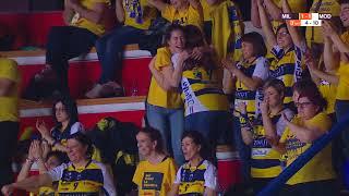 Modena Volley - Giulio Sabbi è tornato... e si vede!!!
