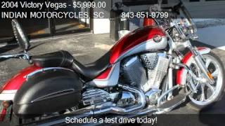 8. 2004 Victory Vegas VEGAS for sale in Murrells Inlet, SC 2957