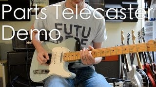 Video Parts Telecaster with Seymour Duncan Antiquity pickups demo into Matchless Clubman MP3, 3GP, MP4, WEBM, AVI, FLV Juni 2018