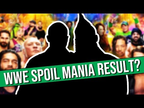 WWE Spoil WrestleMania 34 Match Result?   Dean Ambrose Pulled From Axxess